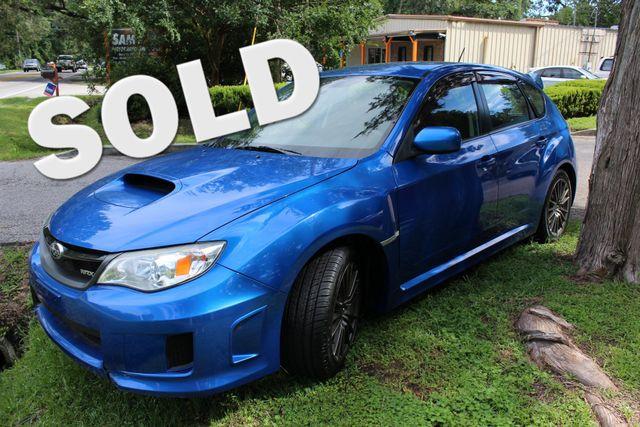 2012 Subaru Impreza WRX in Charleston SC
