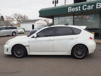 2012 Subaru Impreza WRX Premium Englewood, CO 8