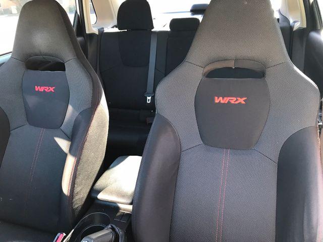 2012 Subaru Impreza  WRX Leesburg, Virginia 8