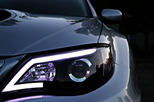 2012 Subaru Impreza WRX Mooresville, North Carolina 52