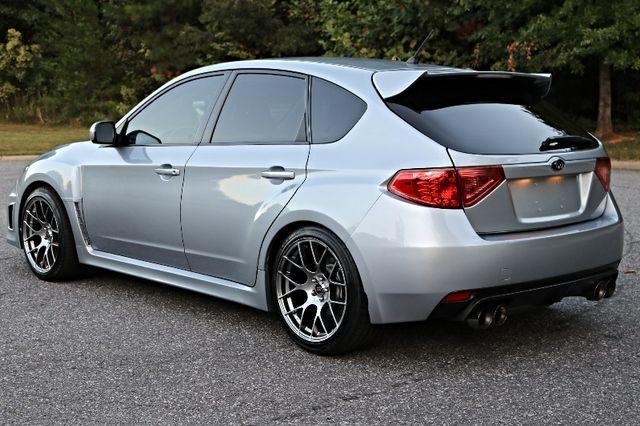 2012 Subaru Impreza WRX Mooresville, North Carolina 4
