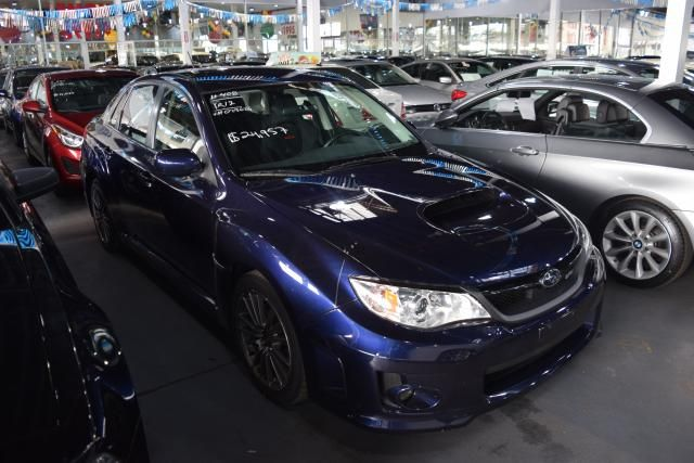2012 Subaru Impreza WRX 4dr Man WRX Premium w/Navigation Richmond Hill, New York 1
