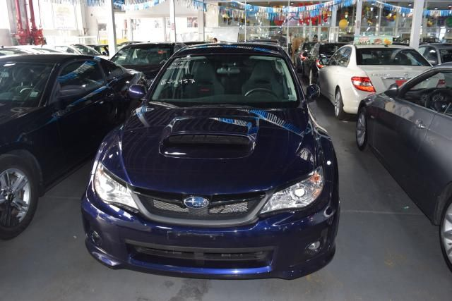 2012 Subaru Impreza WRX 4dr Man WRX Premium w/Navigation Richmond Hill, New York 2