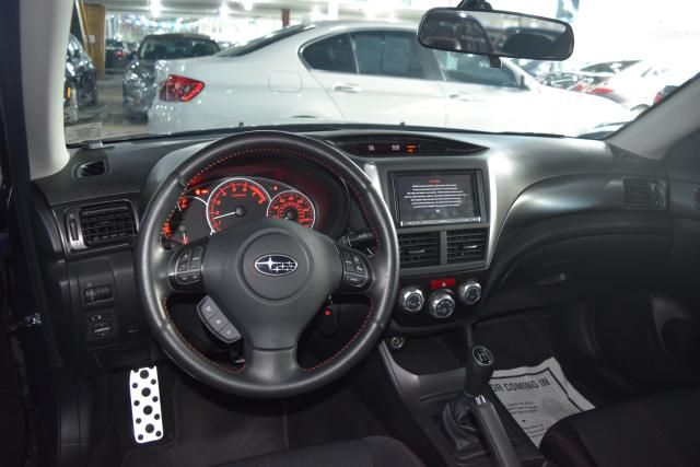 2012 Subaru Impreza WRX 4dr Man WRX Premium w/Navigation Richmond Hill, New York 9