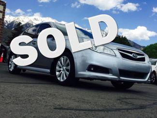 2012 Subaru Legacy 2.5i Limited LINDON, UT