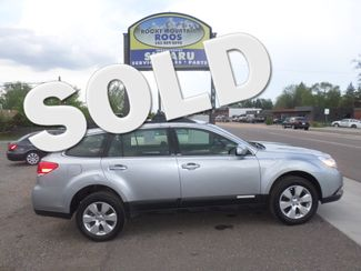 2012 Subaru Outback 2.5i Golden, Colorado