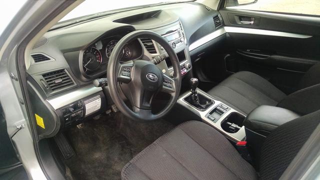 2012 Subaru Outback 2.5i Golden, Colorado 4