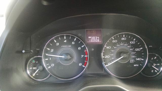 2012 Subaru Outback 2.5i Golden, Colorado 8