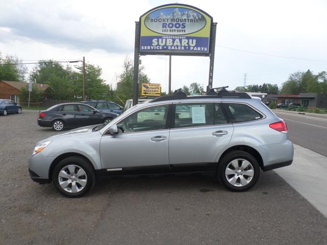 2012 Subaru Outback 2.5i Golden, Colorado 1