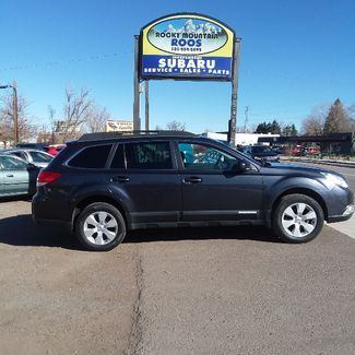 2012 Subaru Outback 2.5i Limited= MUST DRIVE!! Golden, Colorado