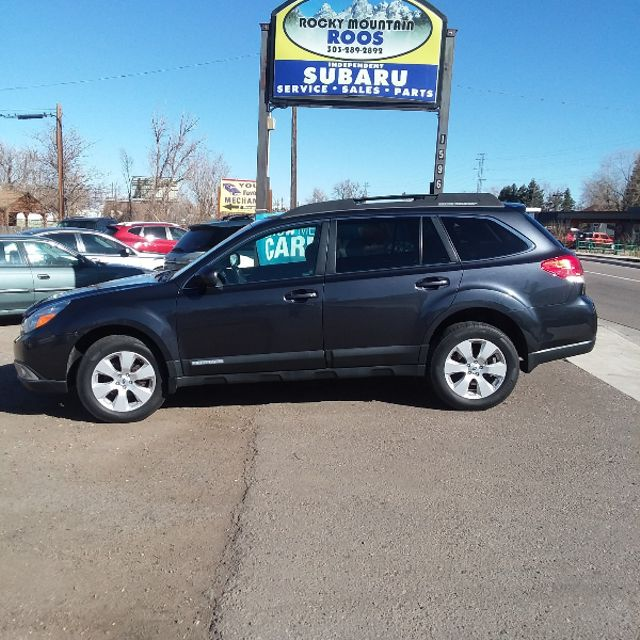 2012 Subaru Outback 2.5i Limited Golden, Colorado 1