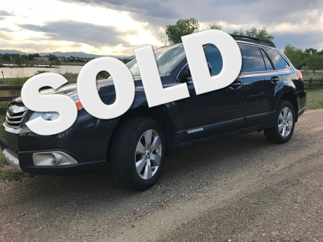 2012 Subaru Outback 2.5i Limited= MUST DRIVE!! Golden, Colorado 0