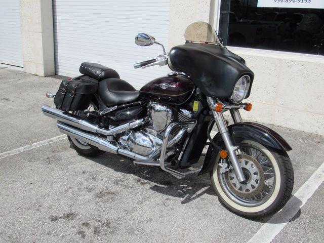 2012 Suzuki Boulevard C50T Dania Beach, Florida 1
