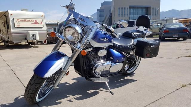 2012 Suzuki BOULEVARD Ogden, Utah 1