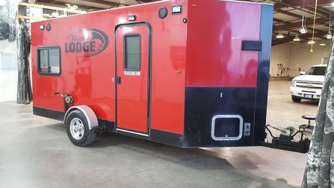 2012 Team Lodge JR Toy Hauler Ice House in , ND