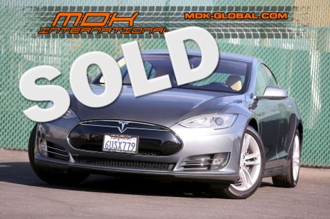 2012 Tesla Model S - TECH PKG - 85KW - AIR SUSPENSION in Los Angeles