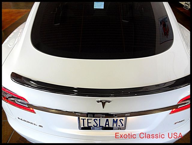 2012 Tesla Model S Signature Performance autographed by Elon Musk San Diego, California 18