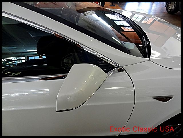 2012 Tesla Model S Signature Performance autographed by Elon Musk San Diego, California 22
