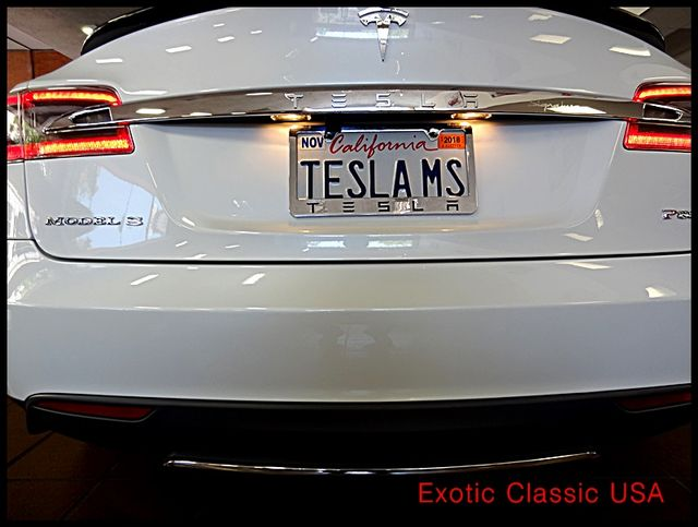 2012 Tesla Model S Signature Performance autographed by Elon Musk San Diego, California 32