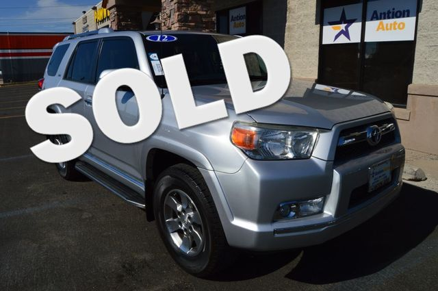 2012 Toyota 4Runner SR5 | Bountiful, UT | Antion Auto in Bountiful UT