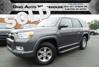 2012 Toyota 4Runner SR5 4x4 Navi Sunroof Leather 1-Own We Finance | Canton, Ohio | Ohio Auto Warehouse LLC in  Ohio