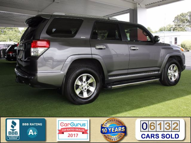 2012 Toyota 4Runner SR5 RWD - NAV - SUNROOF - LEATHER - 3RD ROW! Mooresville , NC 2