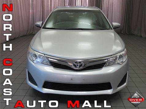 2012 Toyota Camry 4dr Sedan I4 Automatic XLE in Akron, OH
