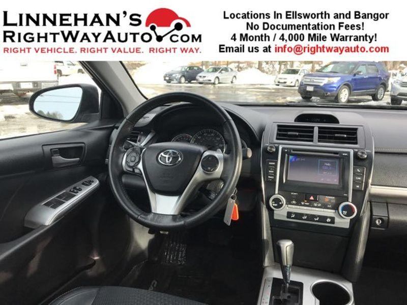 2012 Toyota Camry SE  in Bangor, ME