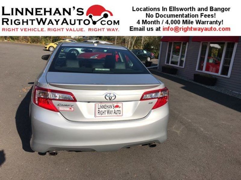 2012 Toyota Camry SE  in Bangor, ME