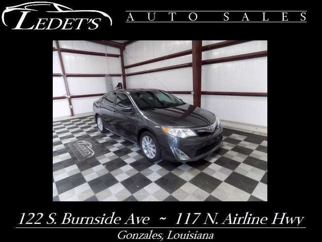 2012 Toyota Camry XLE - Ledet's Auto Sales Gonzales_state_zip in Gonzales Louisiana