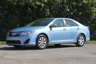 2012 Toyota Camry LE Hollywood, Florida 10