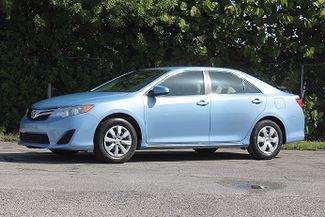 2012 Toyota Camry LE Hollywood, Florida 31