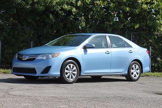 2012 Toyota Camry LE Hollywood, Florida 24