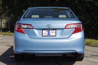 2012 Toyota Camry LE Hollywood, Florida 6