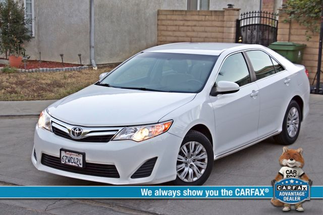 2012 Toyota CAMRY LE AUTOMATIC CRUISE CONTROL NEW TIRES Woodland Hills, CA 0