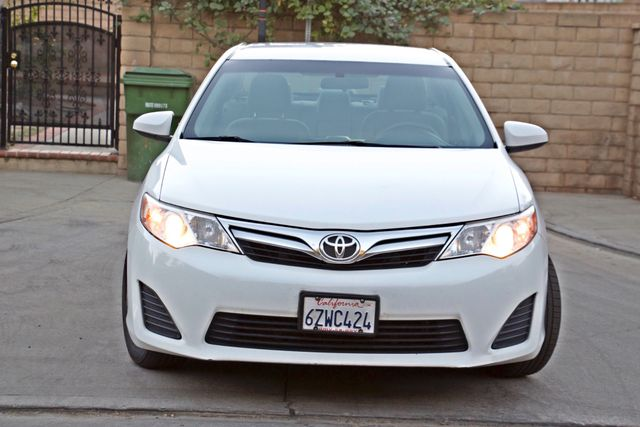 2012 Toyota CAMRY LE AUTOMATIC CRUISE CONTROL NEW TIRES Woodland Hills, CA 9