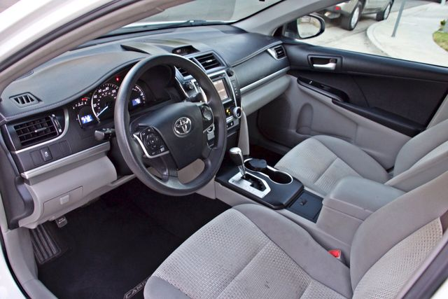 2012 Toyota CAMRY LE AUTOMATIC CRUISE CONTROL NEW TIRES Woodland Hills, CA 12