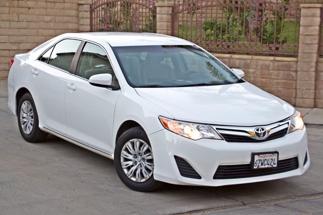 2012 Toyota CAMRY LE AUTOMATIC CRUISE CONTROL NEW TIRES Woodland Hills, CA 7