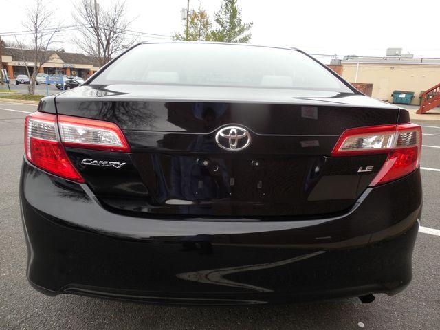 2012 Toyota Camry LE Leesburg, Virginia 7