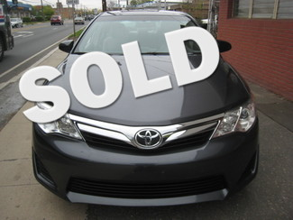 2012 Toyota Camry LE  One Owner Clean Carfax New Brunswick, New Jersey