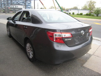 2012 Toyota Camry LE  One Owner Clean Carfax New Brunswick, New Jersey 4