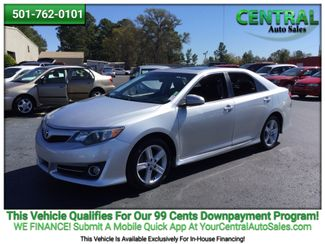 2012 Toyota CAMRY/PW  | Hot Springs, AR | Central Auto Sales in Hot Springs AR