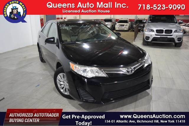 2012 Toyota Camry 4dr Sdn I4 Auto SE (GS) Richmond Hill, New York 1