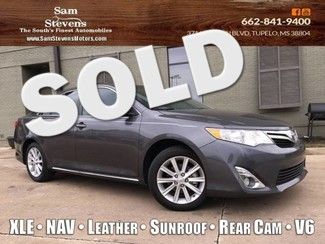 2012 Toyota Camry XLE in Tupelo