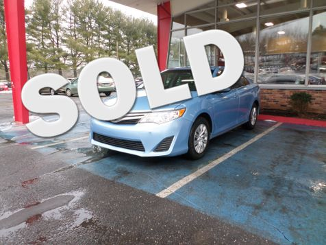 2012 Toyota Camry LE in WATERBURY, CT