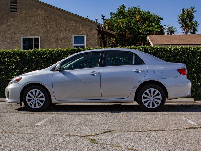 2012 Toyota Corolla L Burbank, CA 7