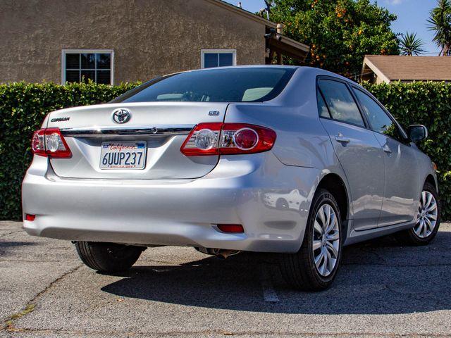 2012 Toyota Corolla L Burbank, CA 5