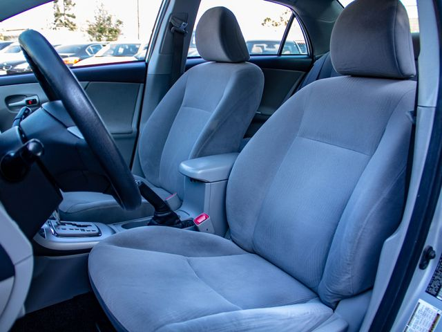 2012 Toyota Corolla L Burbank, CA 11