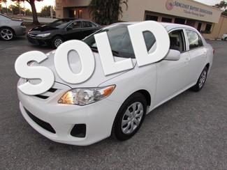 2012 Toyota Corolla in Clearwater Florida