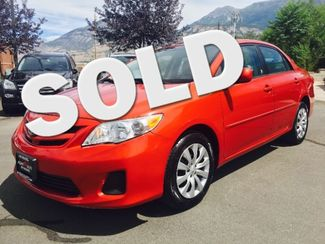 2012 Toyota COROLLA LE S 4-Speed AT LINDON, UT